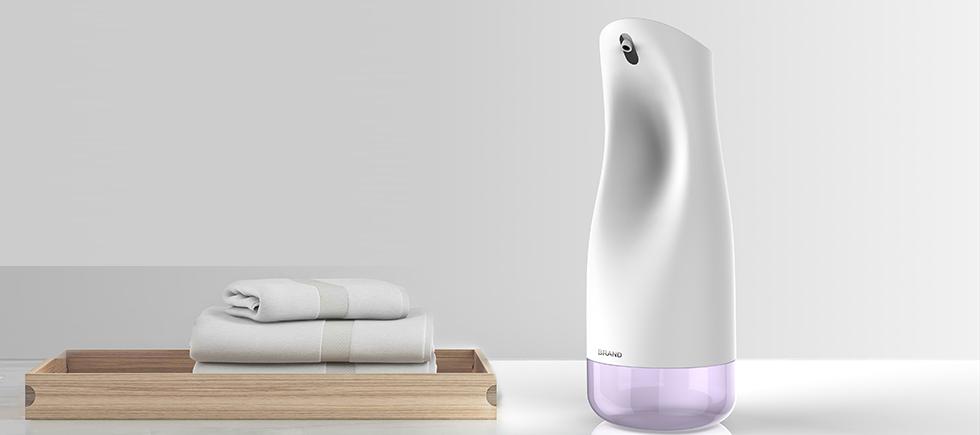 洗浴液容纳瓶设计