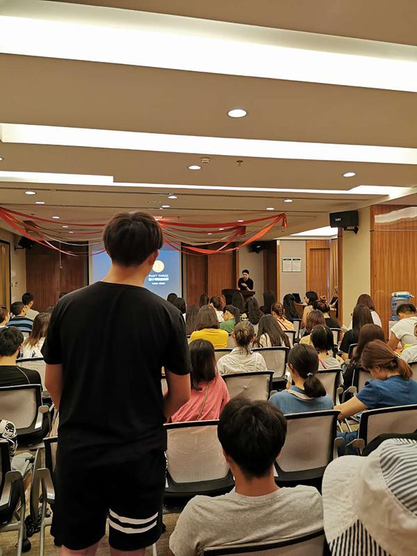 欢迎河南中原工学院前来典石设计参观学习!