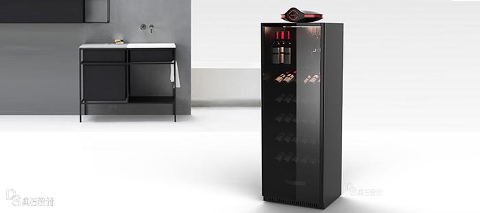红酒柜设计